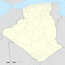 Tipasa is located in Aljazair