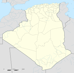 In Aménas is located in Aljazair