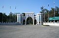 Ali Bey Resort Manavgat Haupttor.JPG