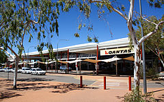 Alice Springs AirportPort lotniczy Alice Springs