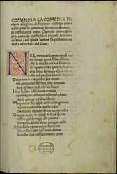 Dante Alighieri: Comedìa
