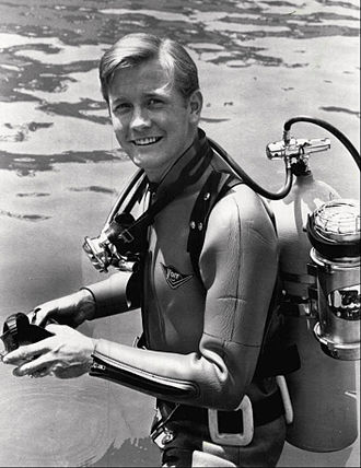 Allan Hunt - Hunt as Stuart Riley in Voyage to the Bottom of the Sea.
