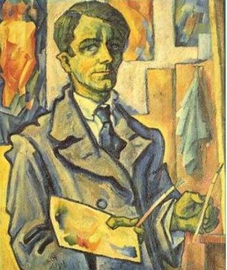 Aloys Wach - Self-portrait (date unknown)