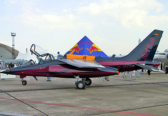 Dassault/Dornier Alpha Jet - Alpha Jet owned by Red Bull