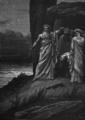 Alphonse de Neuville - Les derniers druides (illustration pour François Guizot).png