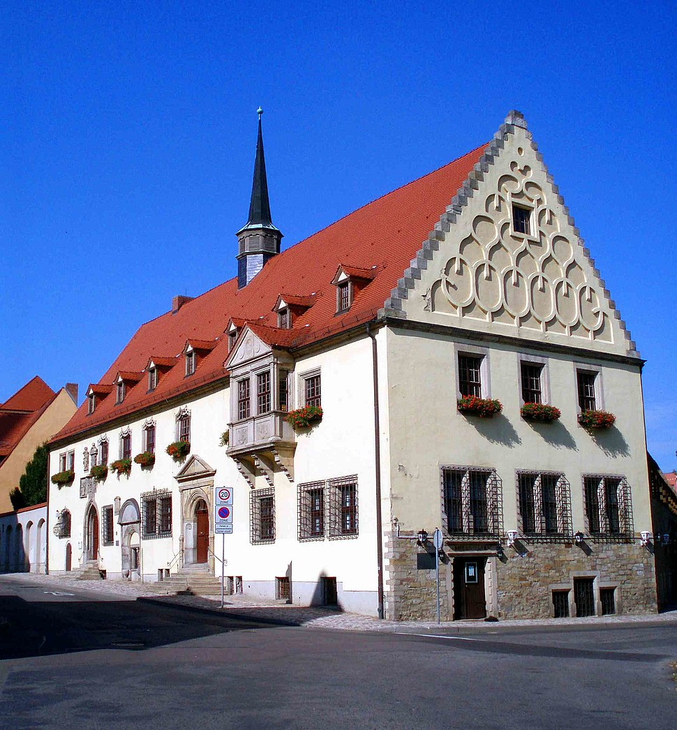 AltesRathausMerseburg
