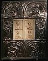 Alto reno, coperta di libro in argento (1170-80 ca.), con avorio bizantino del 970-1000 dc ca. 01.jpg