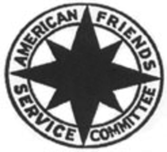 American Friends Service Committee - A historic AFSC logo