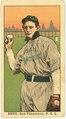 Ames, San Francisco Team, baseball card portrait LCCN2008677329.tif