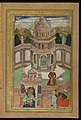 Amir Khusraw Dihlavi - The Story of the Man Falsely Accused of Incest as Told by the Princess of the Sandlwood Pavilion - Walters W624203B - Full Page.jpg