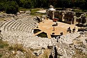 Amphitheatre of Butrint 2009