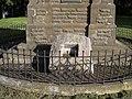 Ancient Cross Base, Victoria Park - geograph.org.uk - 1000572.jpg
