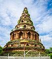 Ancient stupa in Wat Puag Hong , Chiangmai ,Thailand.jpg