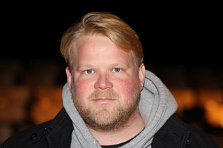 Anders Baasmo Christiansen Norwegian actor