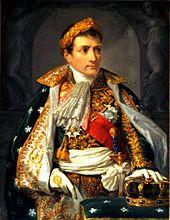 Napoleon als König von Rom (Porträt von Andrea Appiani, Heeresgeschichtliches Museum) (Quelle: Wikimedia)