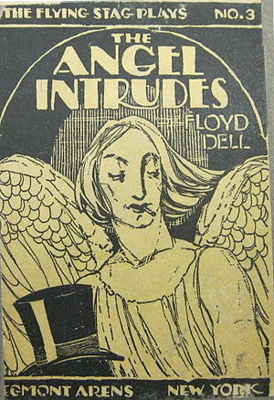 Floyd Dell - Playbook for The Angel Intrudes (1917).