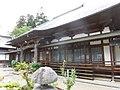 Ankokuji temple hondo, Yamanobe.jpg