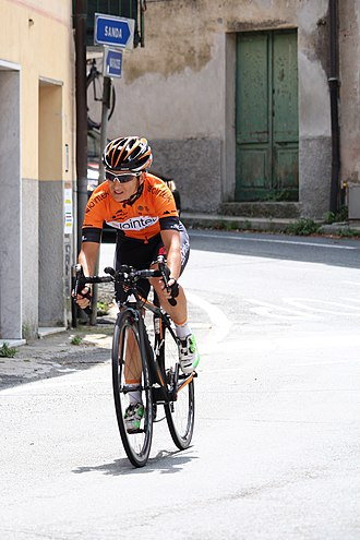 Anna Ramírez Bauxel - Anna Ramírez Bauxel during the Giro Rosa 2016