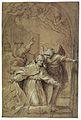 Annibale Cararcci, San Gregorio, Chatsworth House.jpg