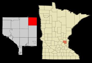 Linwood Township, Anoka County, Minnesota Township in Minnesota, United States