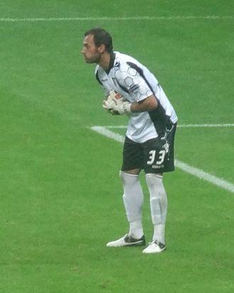 Beto (footballer, born 1982) - Beto in action for Braga in 2012