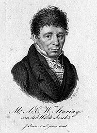 Anthony Christiaan Winand Staring geportretteerd door Johannes Immerzeel.jpg