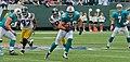 Anthony Fasano Jets-Dolphin game, Nov 2009 - 040.jpg