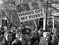 Anti Trump Womens March London Womens March January 21 2017 (16) (32405589476).jpg