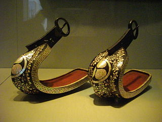 Japanese traditional stirrup