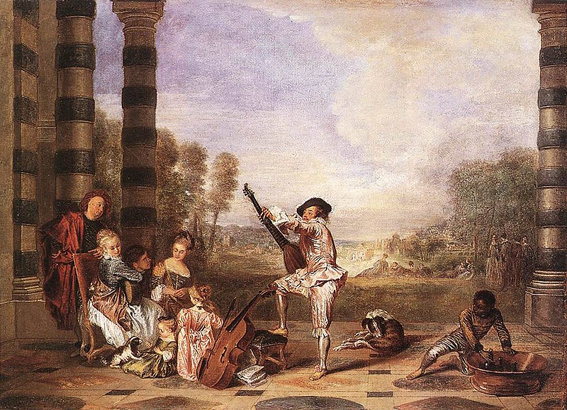 File:Antoine Watteau - Les Charmes de la Vie (The Music Party) - WGA25459.jpg
