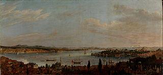 Panorama of İstanbul