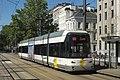 Antwerpen - Antwerpse tram, 23 juli 2019 (031, Frankrijklei, station Stadspark).JPG