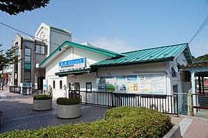 Aoimori Railway Misawa Station Misawa Aomori pref Japan14n.jpg