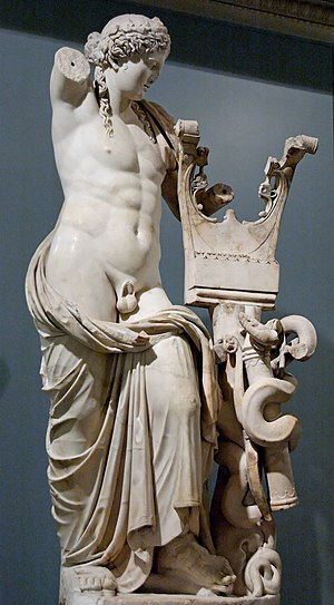 Robert Murdoch Smith - The Apollo of Cyrene was found in 121 pieces by Smith. It is 2.29 metres tall.