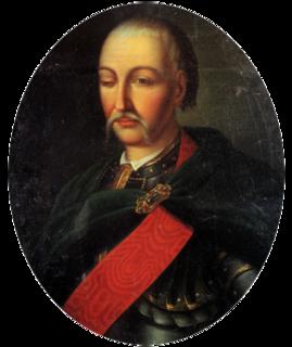 Danylo Apostol Hetman of the Ukrainian Cossacks