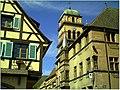 April Patina Kaysersberg Ville de Albert Schweitzer - Master Alsace magic Elsaß Photography 2014 Lambarene prix nobel de paix - panoramio (6).jpg