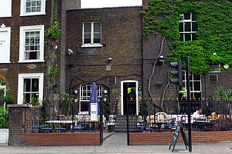 Parsons Green - Aragon House, Parsons Green, London