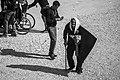 Arba'een In Mehran City 2016 - Iran (Black And White Photography-Mostafa Meraji) اربعین در مهران- ایران- عکس های سیاه و سفید 02.jpg