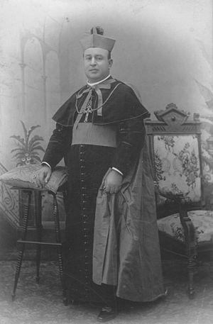 Ambrose Agius - Image: Archbishop Agius
