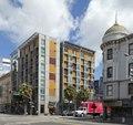 Architecture on Howard Street in San Francisco, California LCCN2013631820.tif