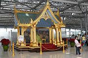 Thai sala pavilion at Suvarnabhumi