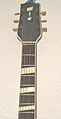 Archtop guitar - make unknown - neck.jpg
