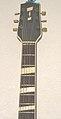 Archtop guitar - make unknown - neck.jpg