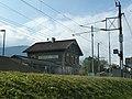 Arlbergbahn, Bahnhof Kematen in Tirol, Ostansicht.jpg