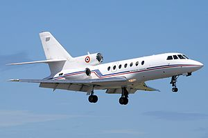 Dassault Falcon 50 - French Air Force Falcon 50