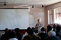 Army Reserve Soldiers emphasize food safety (7780189692).jpg