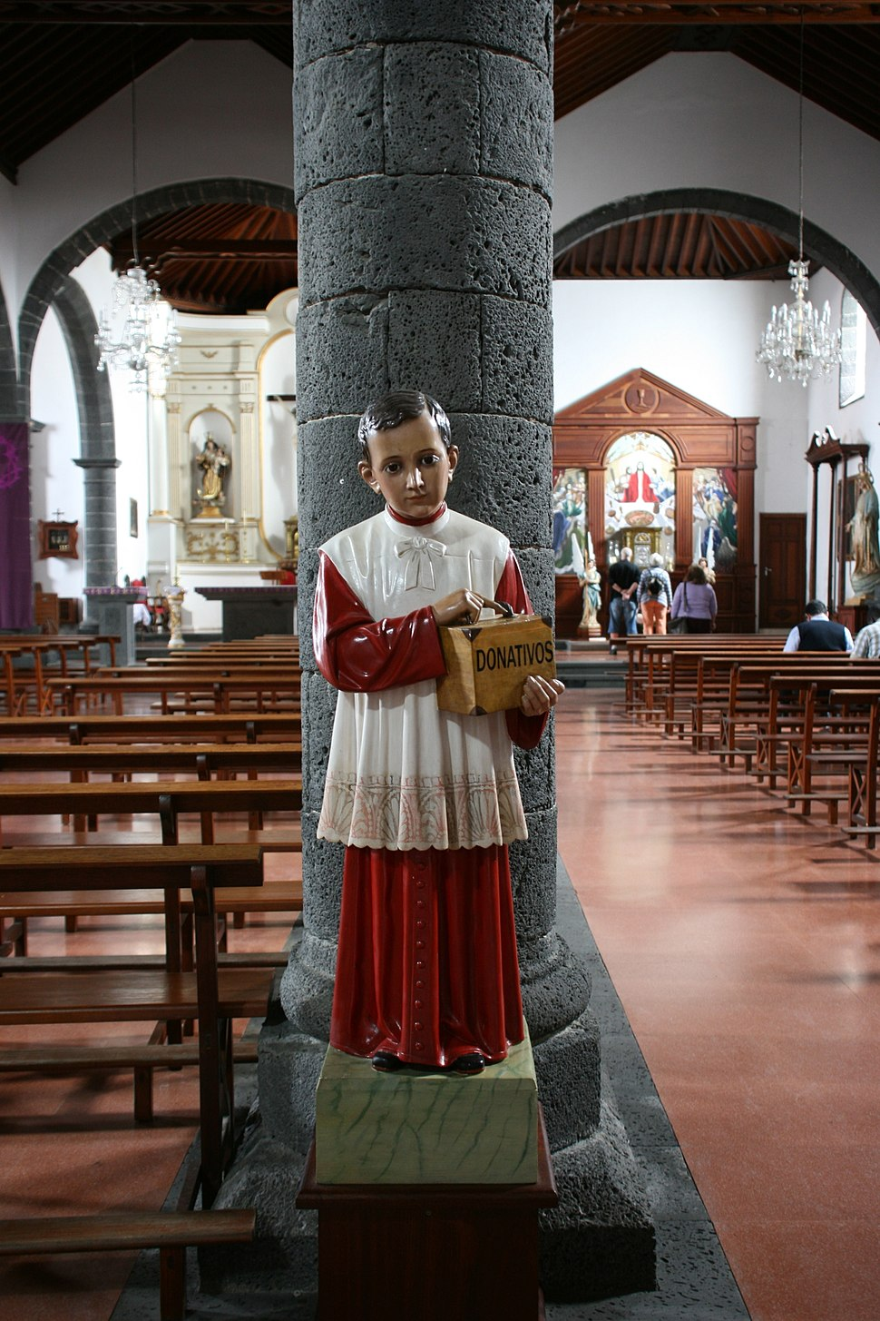 Arrecife - Iglesia de San Ginés in 05 ies
