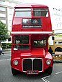 Arriva London Routemaster bus RM1124 (124 CLT), Everything Counts RCA exhibition.jpg