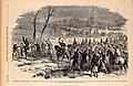 Arrival of General McClellan, 5th of April, 1862, to take personal command of the Union army in its advance on Yorktown.jpg
