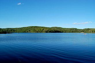 Arrowhead Provincial Park - Image: Arrowhead Lake